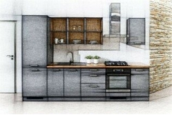 Kuchynské zostavy DECODOM